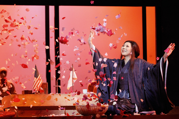 Anthony Minghella's Madama Butterfly in Perth from 24 Feb
