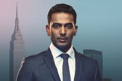 Sachin Joab in STC's Disgraced