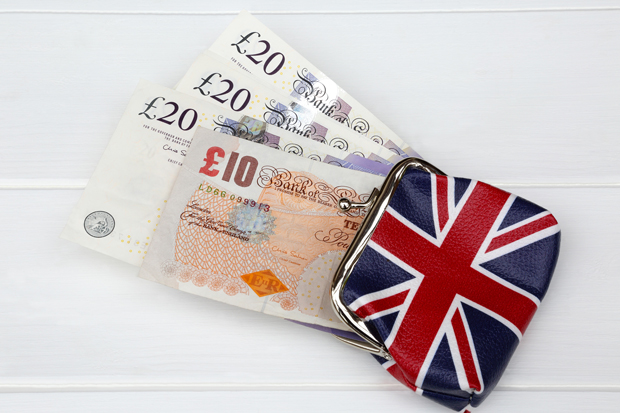 More money in the UK purse after Brexit.