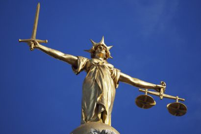 Lady Justice - Old Bailey 03