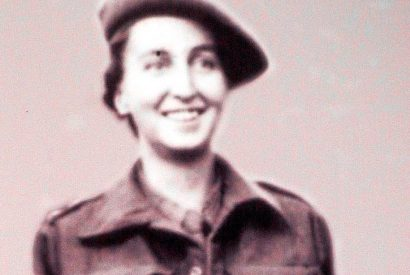 Paris-born Pearl Witherington led a force of over 1,500 maquisards in the summer of 1944